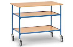 arbeitstische mit rollen jetzt kaufen wir verkaufen qualit t. Black Bedroom Furniture Sets. Home Design Ideas